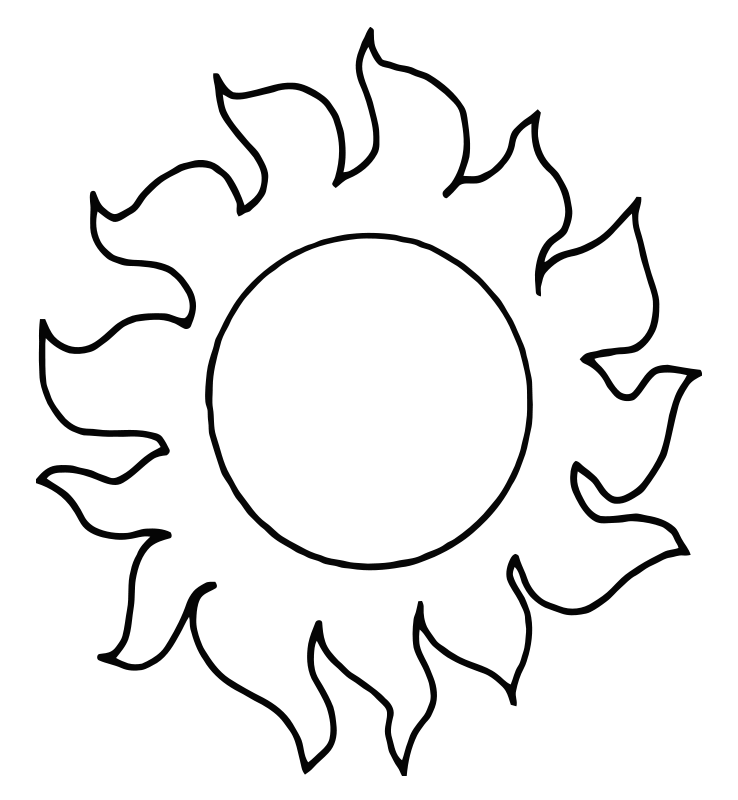 Clipart sun abstract. Panda free images info