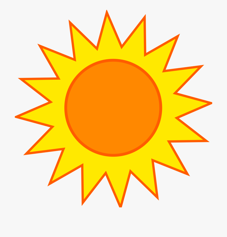 Sun png black and. Clipart sunshine afternoon