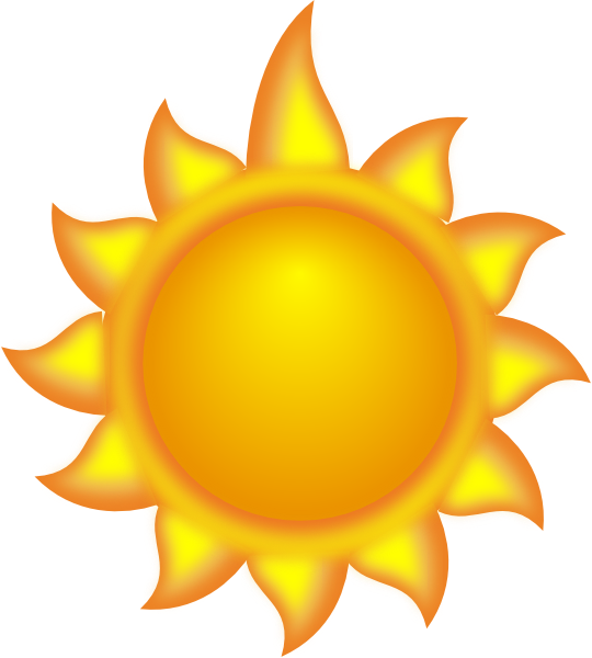 Cartoon sun pics group. Clipart sunshine large