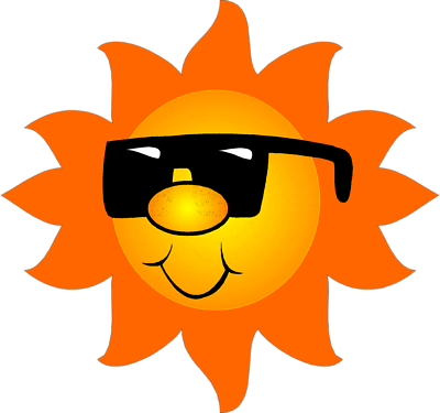 Clipart sun august. Clip art free wikiclipart
