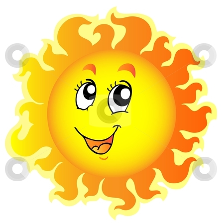 Clipart sun colored. Best happy clipartion com