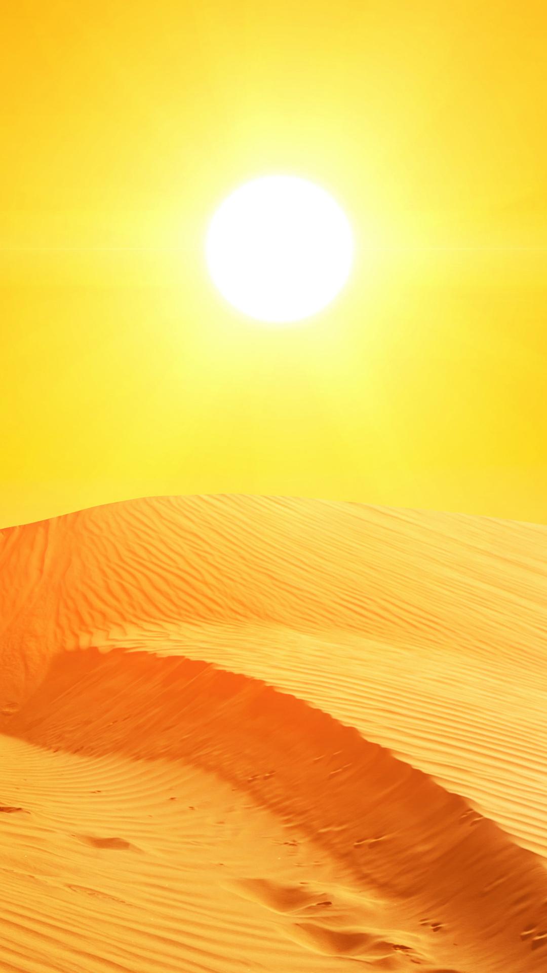 Iphone s plus wallpaper. Desert clipart desert sun