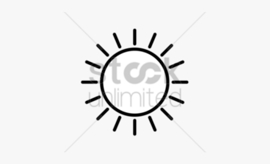 Sky outline clip art. Clipart sun drawn