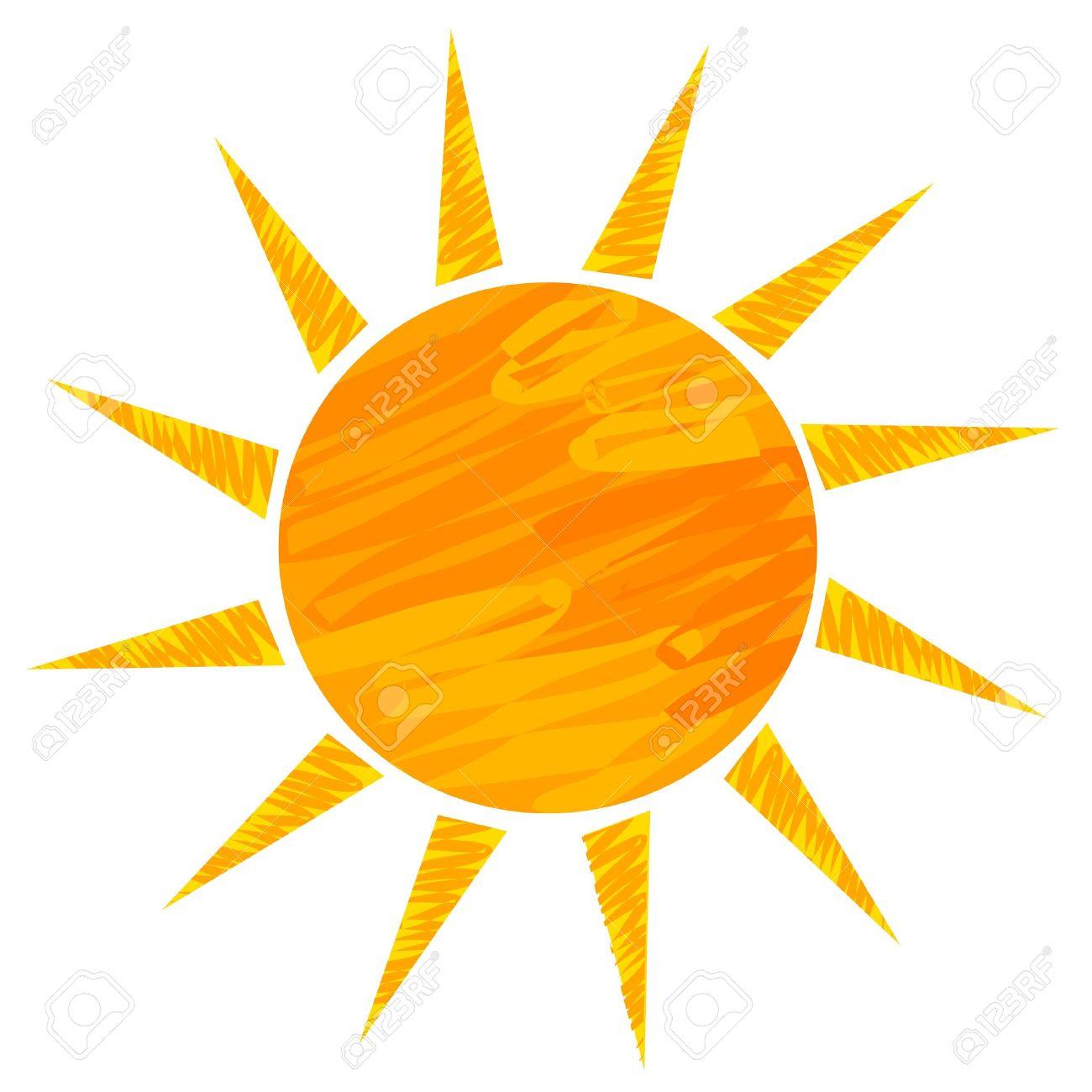 Clipart sun drawn. Drawing clip art at
