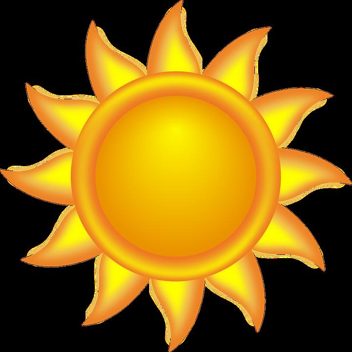 Sun face pencil and. Clipart sunshine sunrise