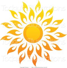best drawing images. Clipart sun fancy