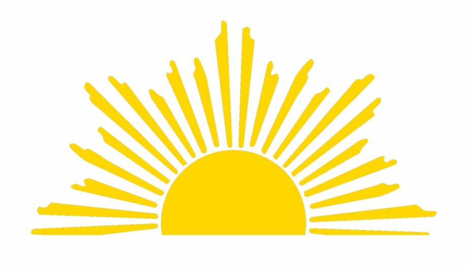 Clipart sun female. Rising clip art