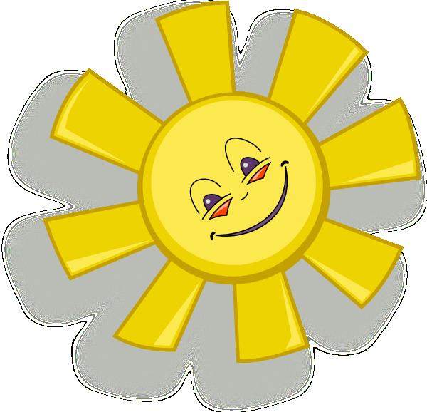 Clip art at clker. Clipart sun happy