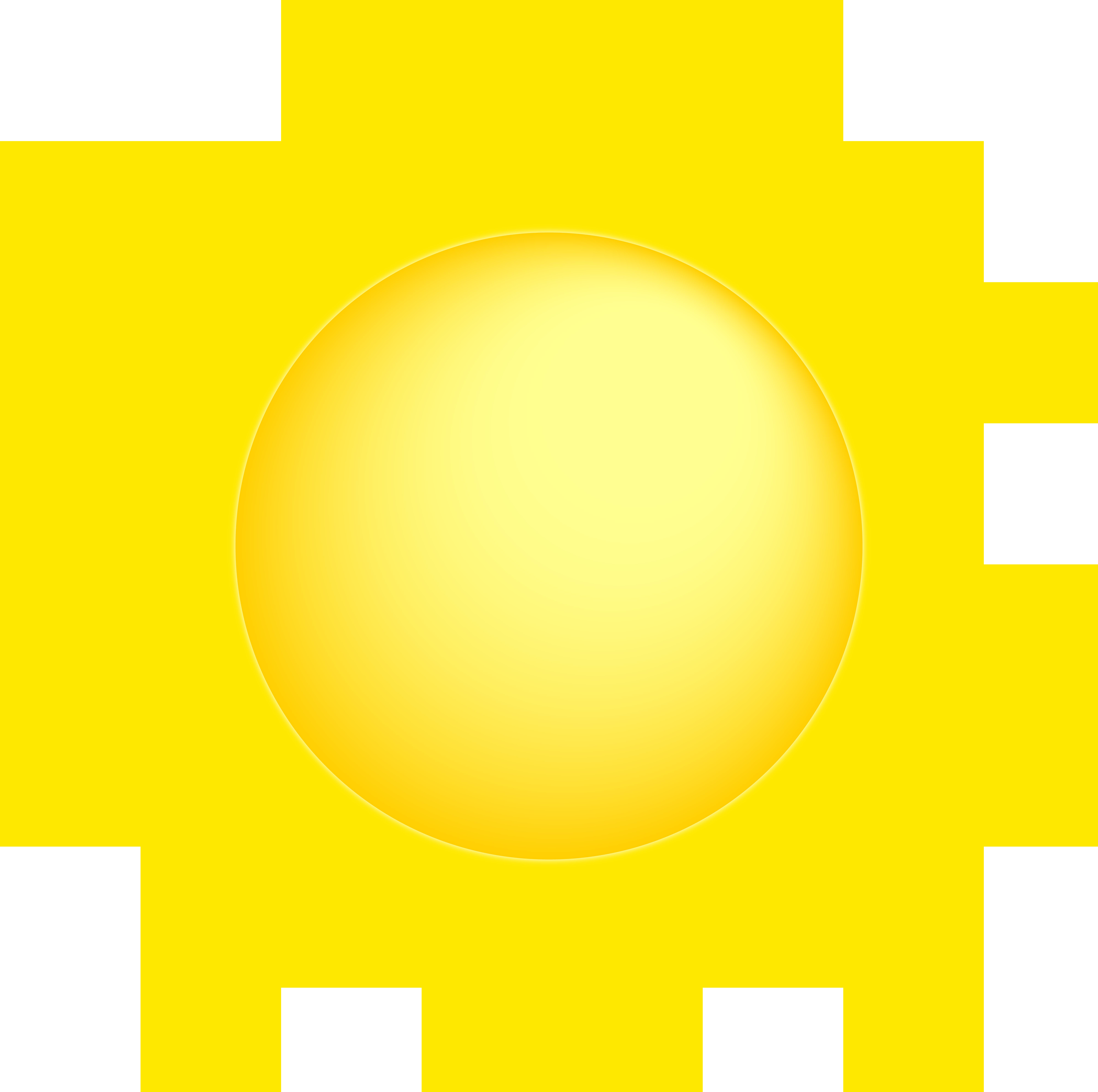 Clipart sun heart. Transparent png clip art