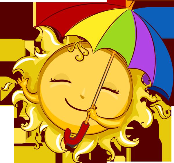 Web design clip art. Clipart sun june