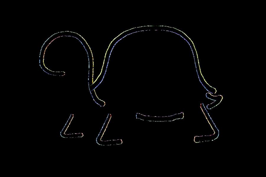 Minimal turtle by rontheturtleman. Clipart sun minimalist
