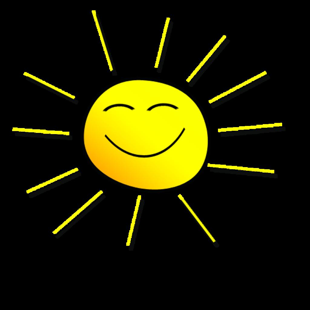 Smiling Sun Clipart cupcake clipart hatenylo
