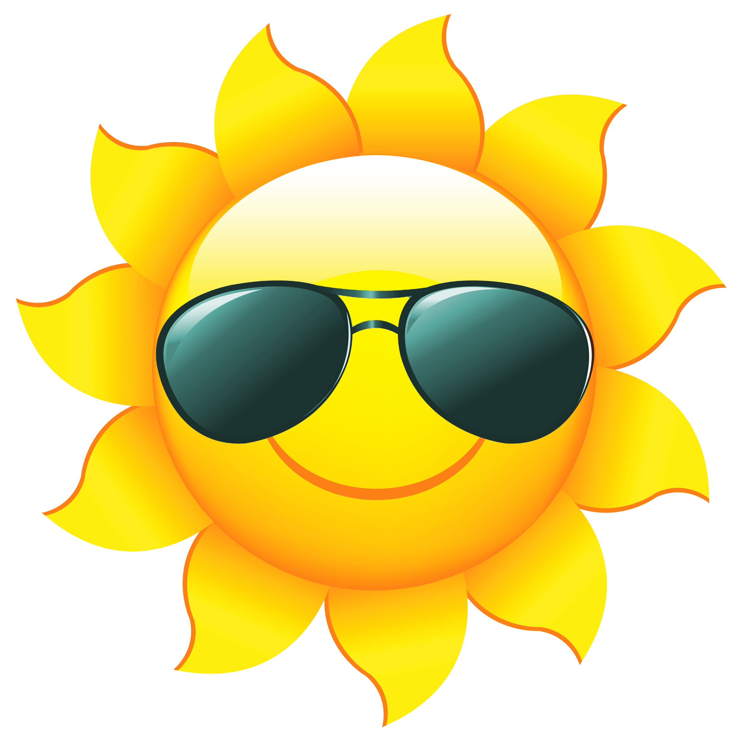 Sunny clipart background.  collection of midday