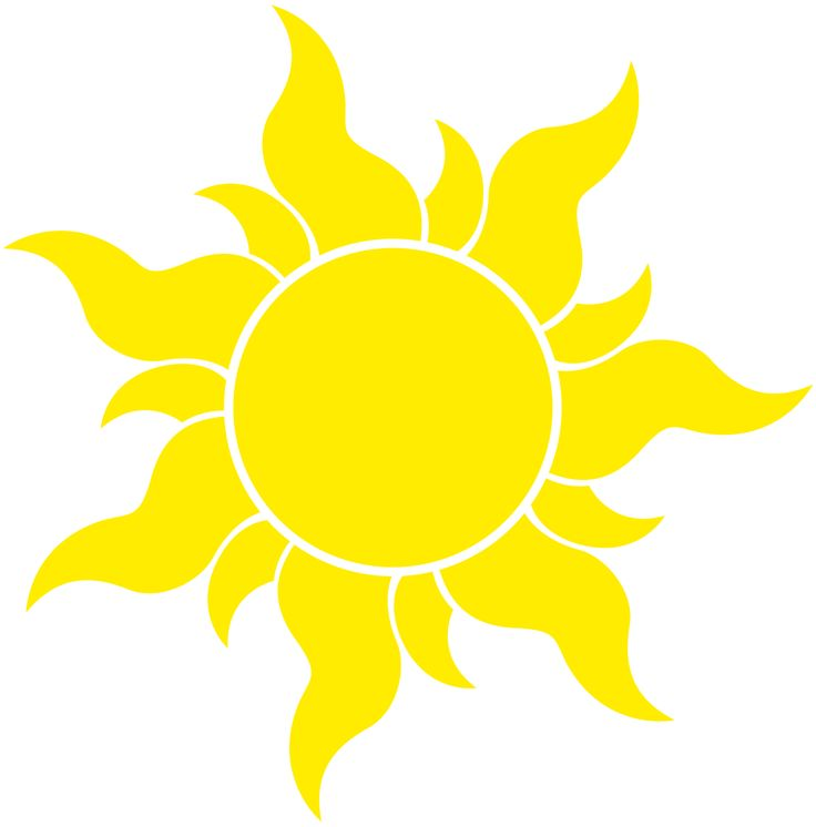 Clipart sun pattern. Free drawing download clip