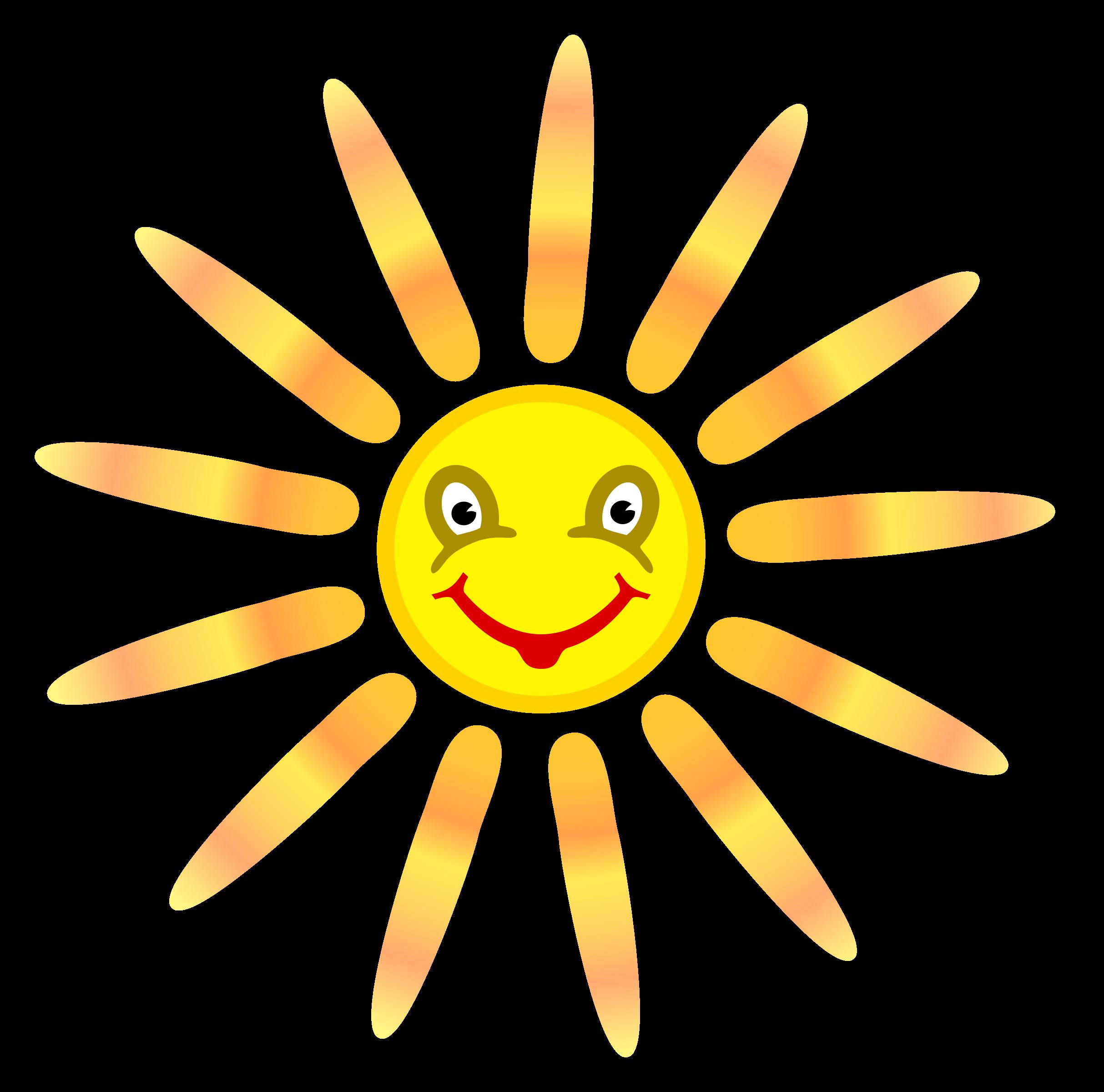 Clipart sun pdf. Coloured big image png