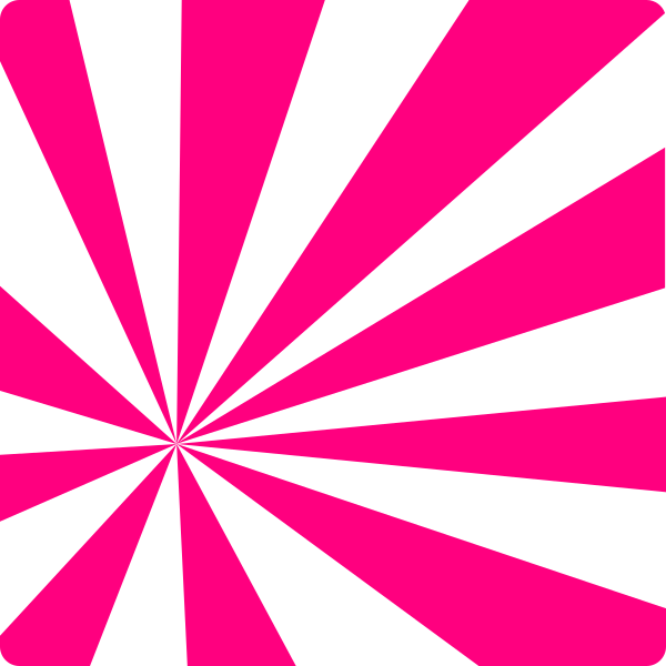 Rays clip art at. Clipart sun pink