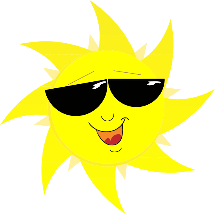 Cool jokingart com download. Clipart sun printable