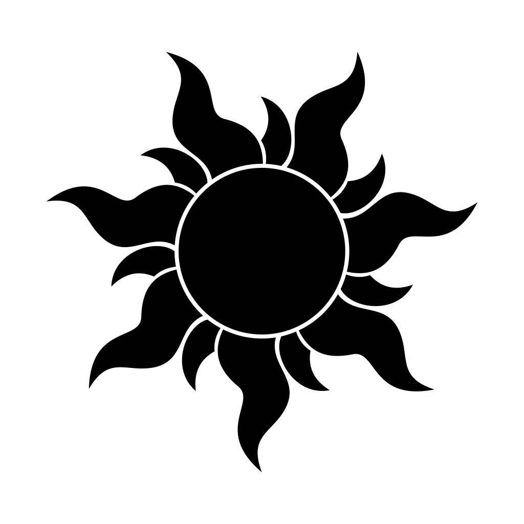 Snowman graphics svg dxf. Clipart sun rapunzel