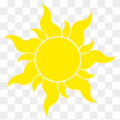 Clipart sun rapunzel. Free png images dlpng