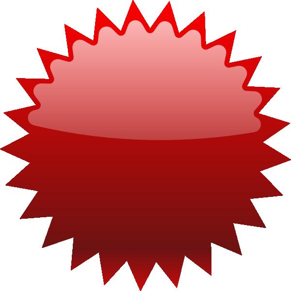 Clipart sun red. Clip art at clker