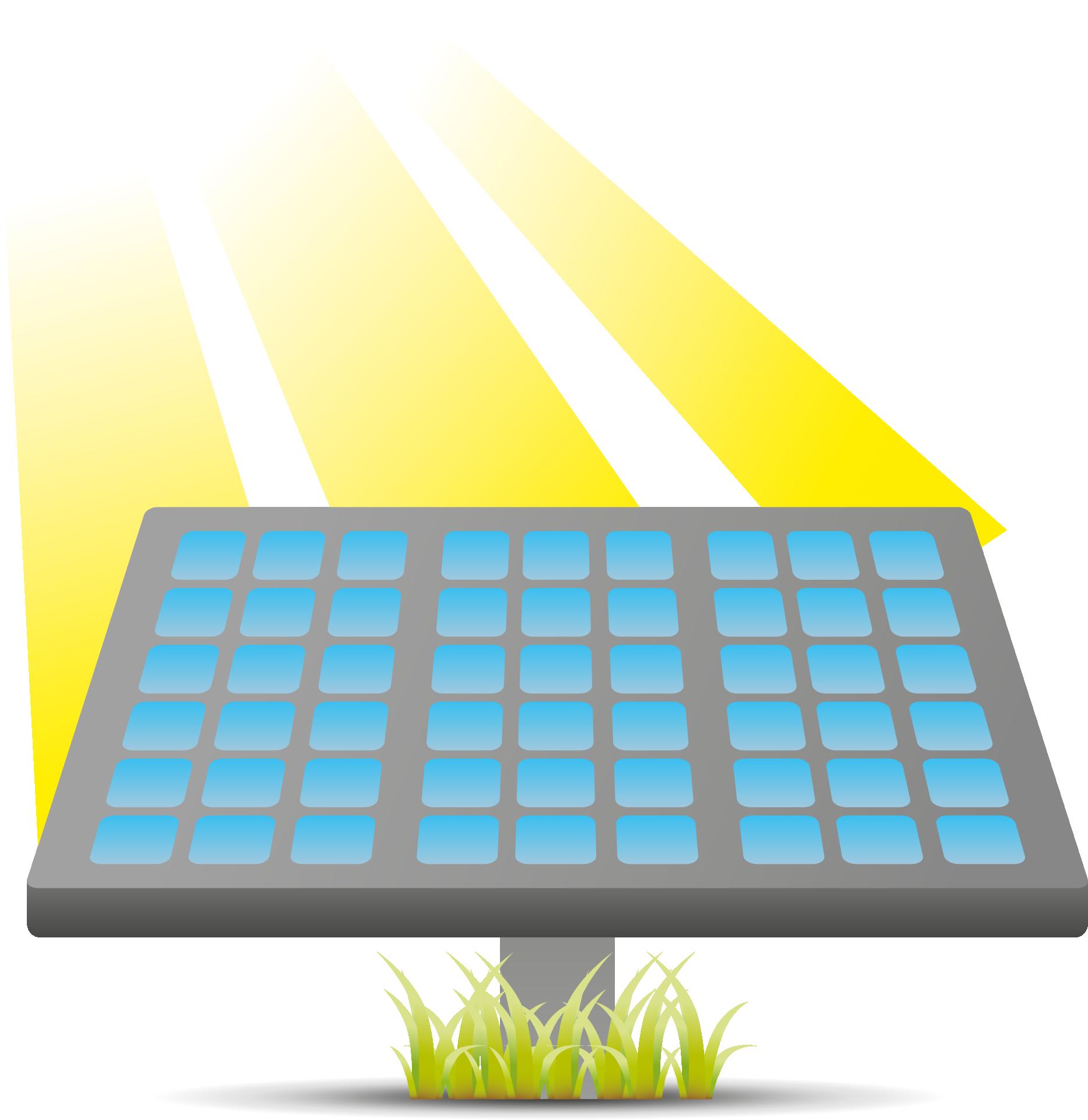 Nut clipart energy. Solar panels power cell