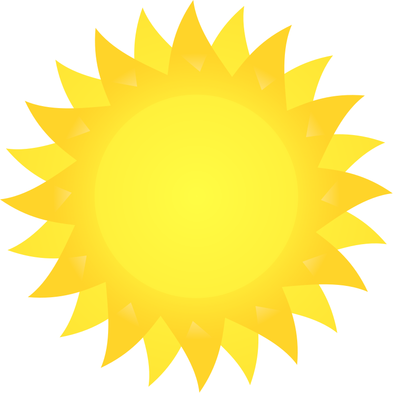 collection of sun. Win clipart window shades
