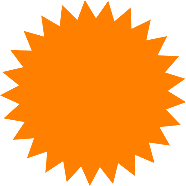 Red star clip art. Clipart sun stars