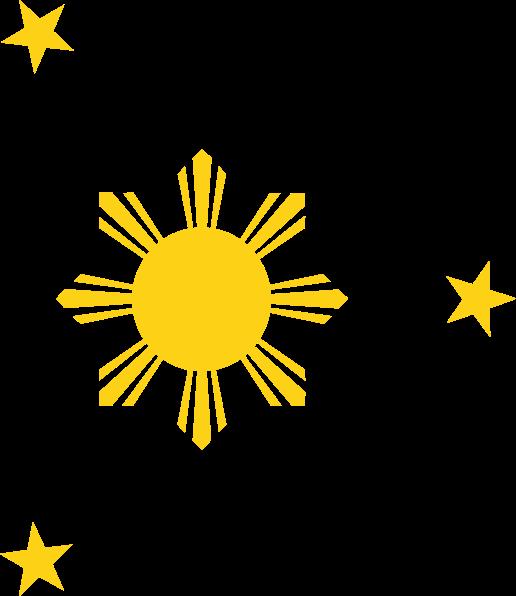 Phil star clip art. Clipart sun stars