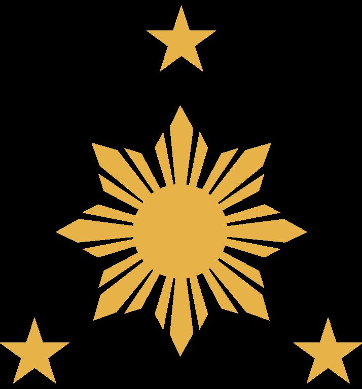 Clipart sun stars. File three and azkals