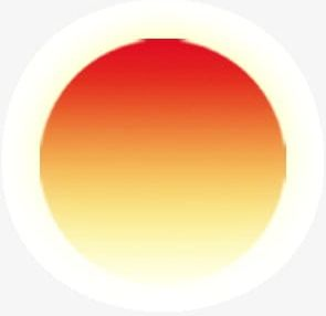 Png . Sunset clipart red sun