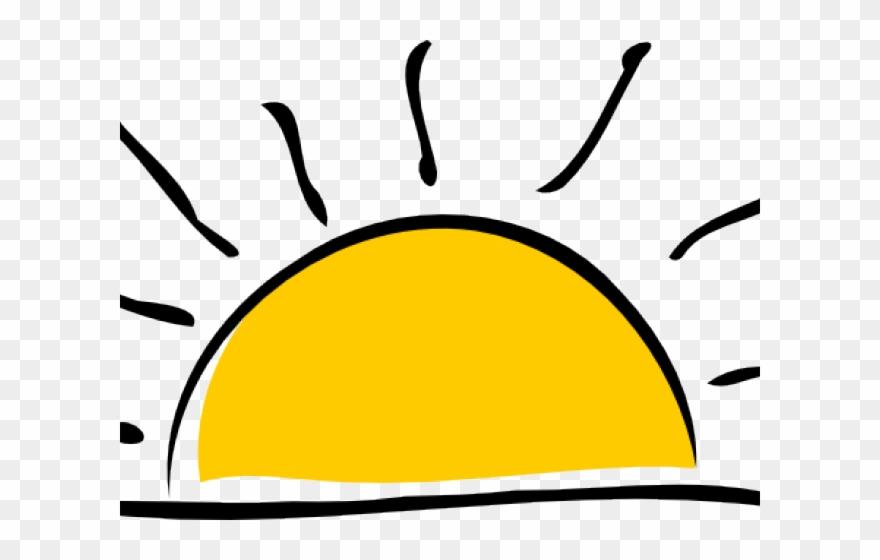 Sunset clipart sun set. Morning person shower curtain