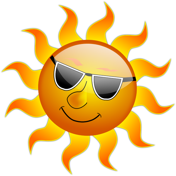 Hot clipart heat safety. Tips for preventing illness