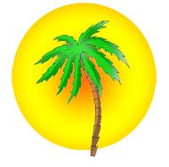 Clipart sun tropical. Clip art panda free