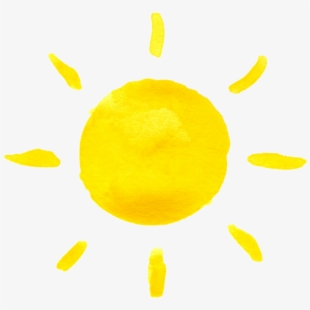 Clipart sunshine watercolor. Free sun transparent