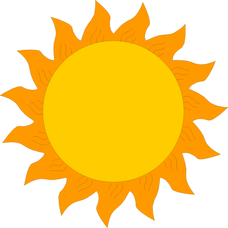 Green opportunities tomorrow s. Clipart sun weather