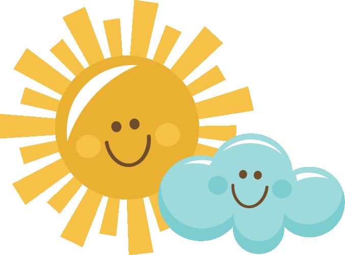 collection of sun. Environment clipart morning