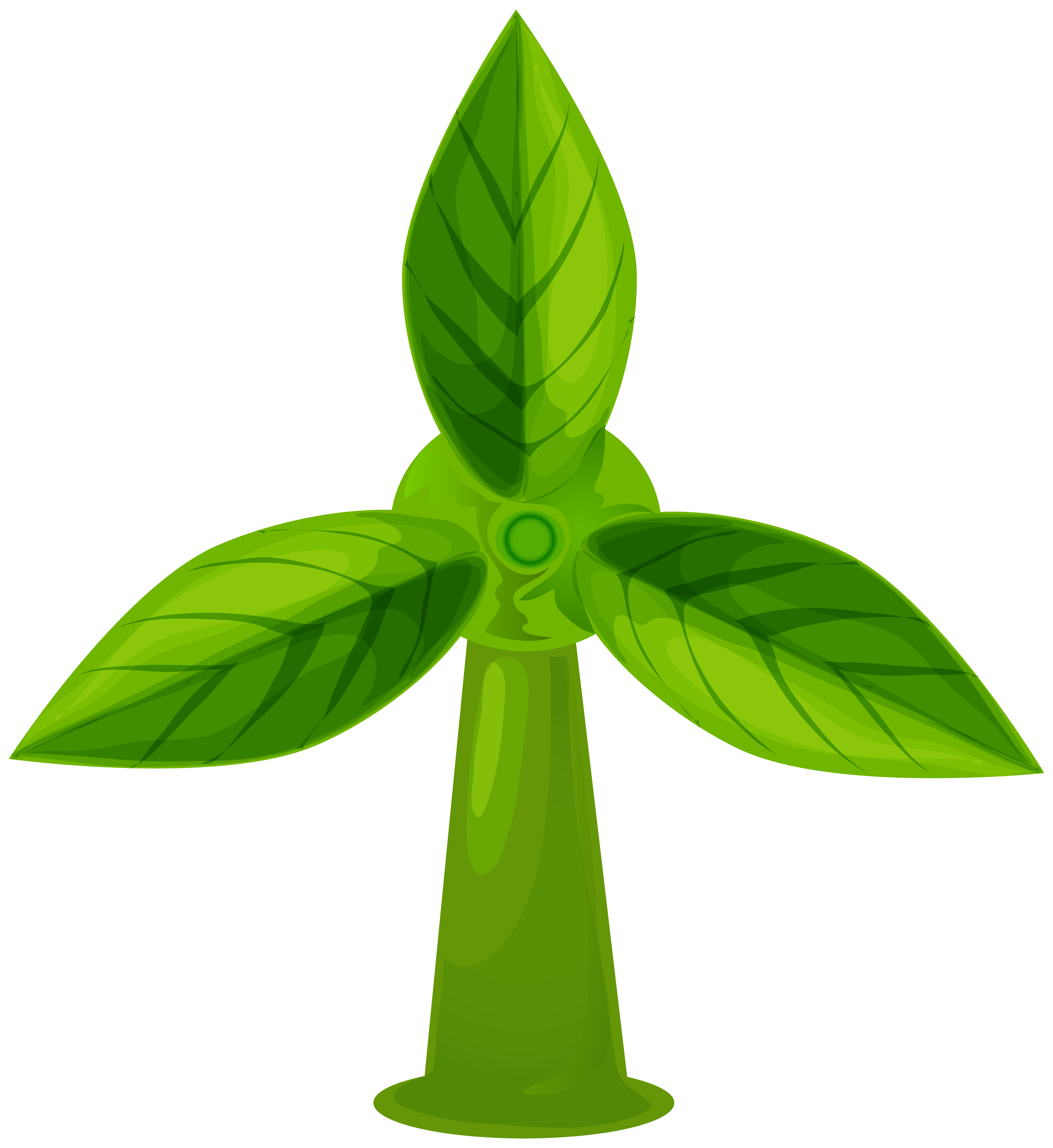 Windy clipart emoji. Green wind turbine png
