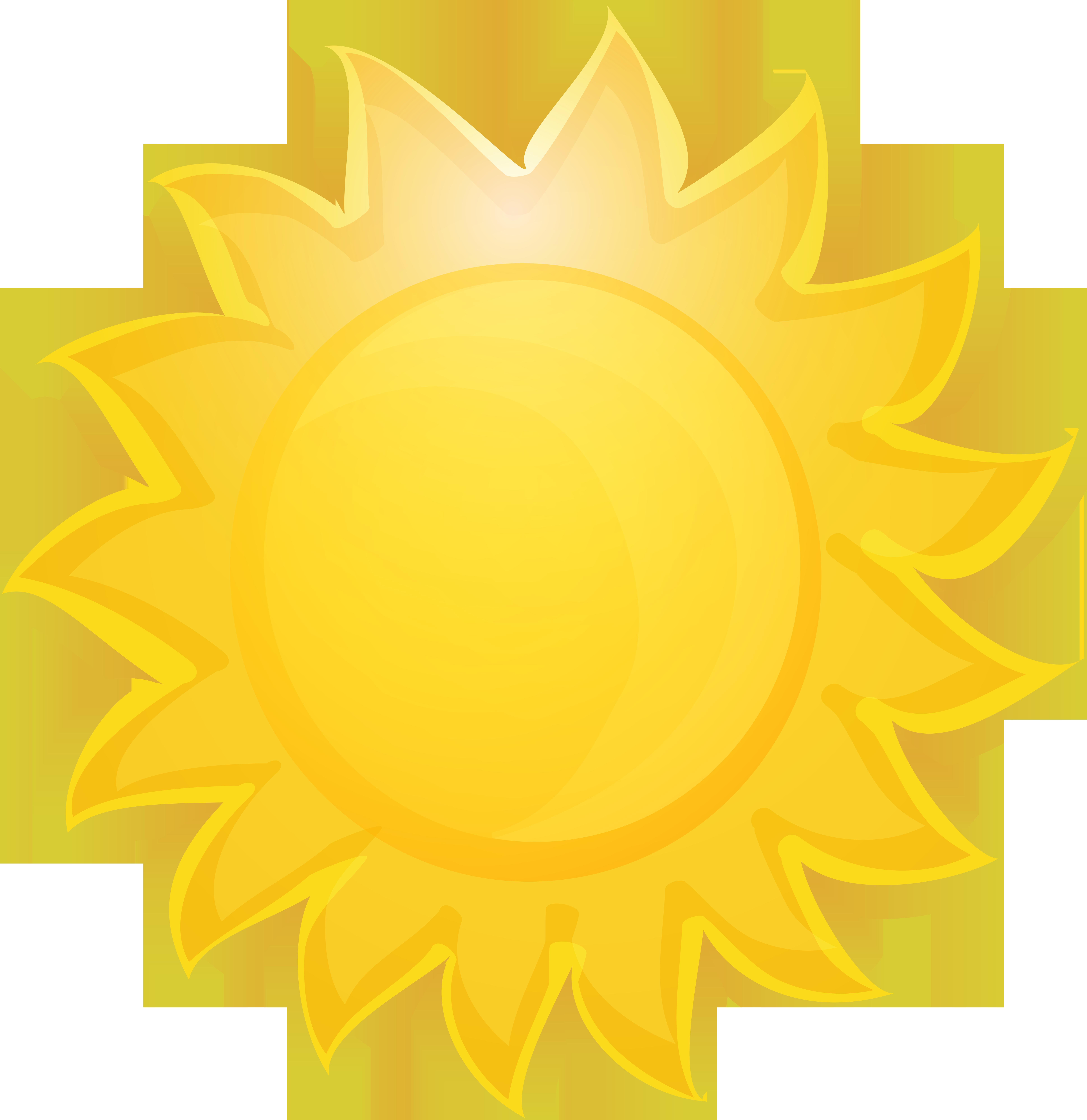 Png clip art image. Clipart sun yellow