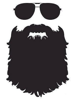 Pin by stacy acosta. Clipart sunglasses beard style