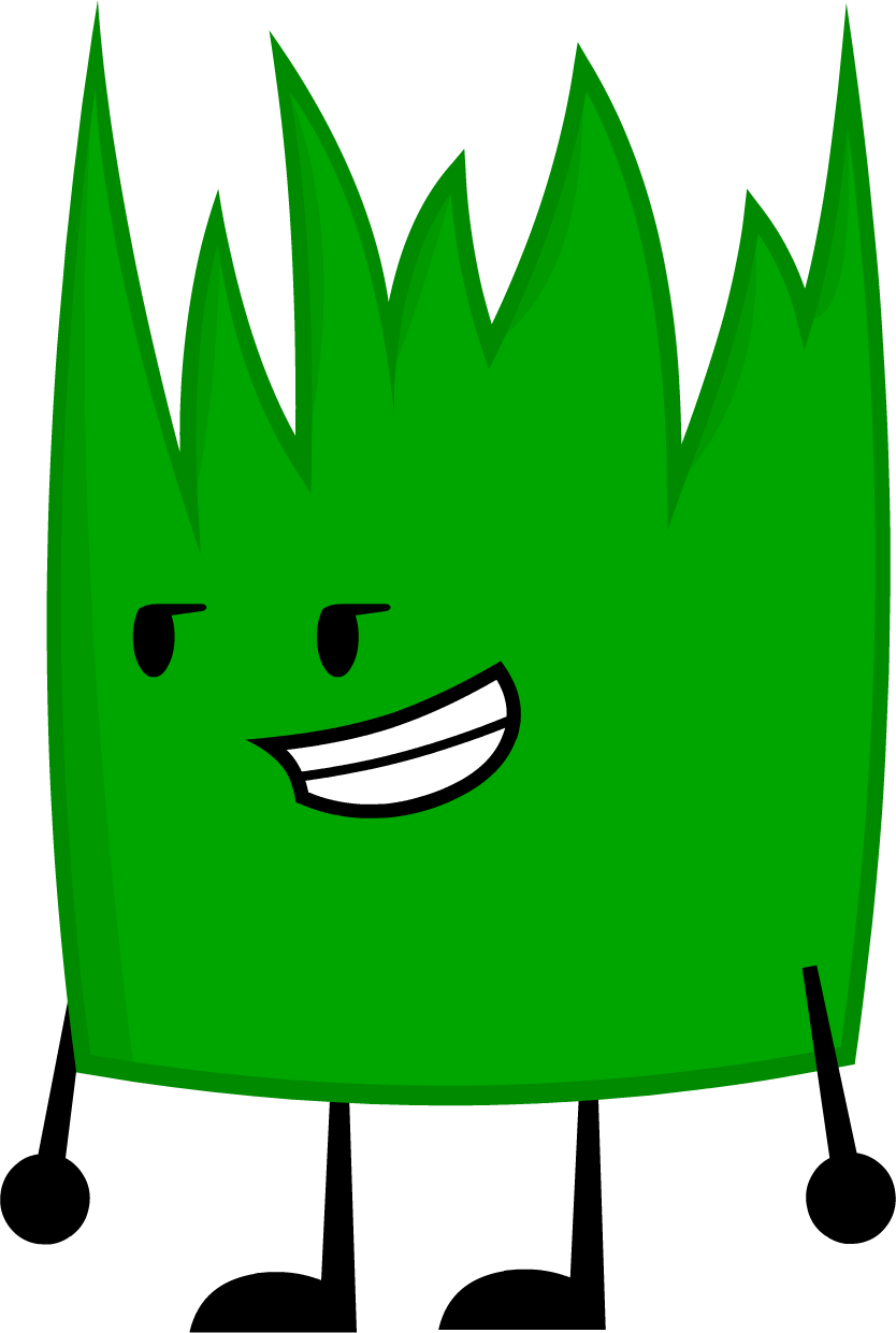 Grassy object lockdown wiki. Clipart sunglasses bfdi
