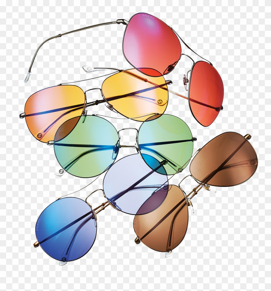 Clipart sunglasses colored. Sunglass lens color guide