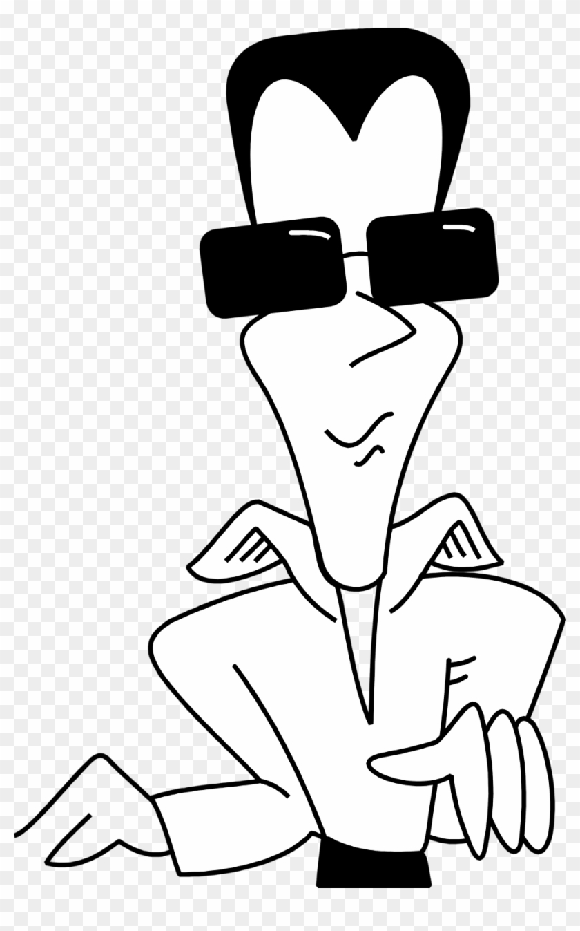 With shades cartoon . Clipart sunglasses cool guy