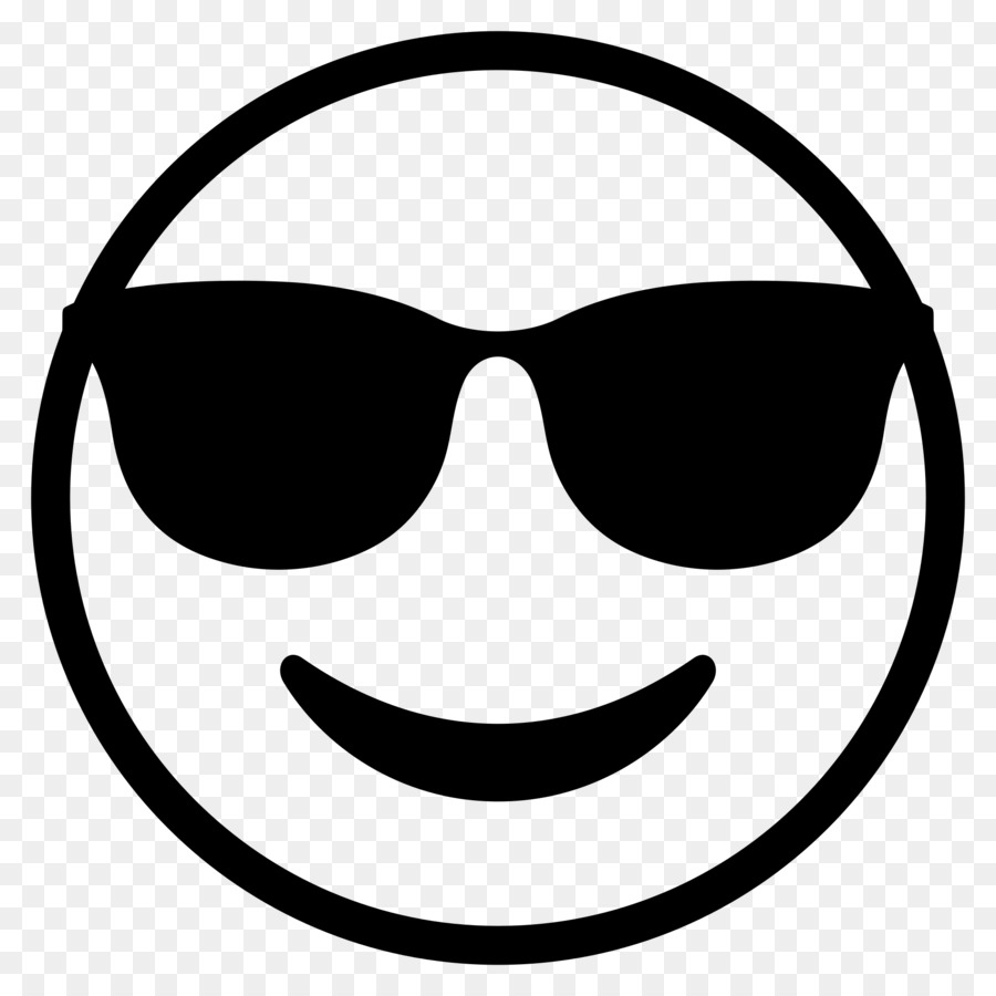 sunglasses clipart emoticon