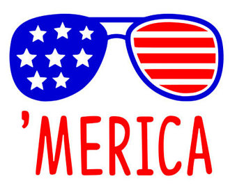 Forth of free download. Clipart sunglasses fourth july
