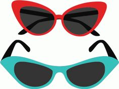 . Clipart sunglasses girly