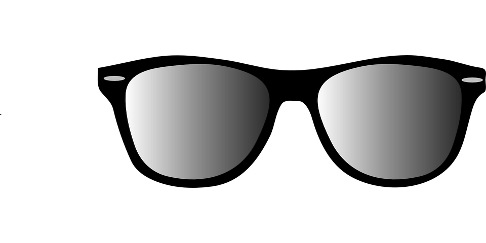 Ray Ban Sunglasses Clip Art