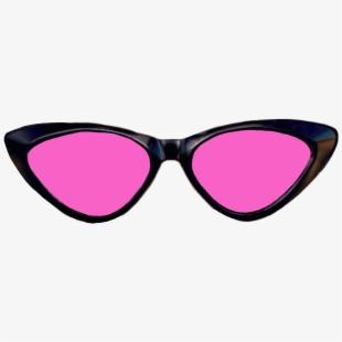 Clipart sunglasses glass tumblr. Sun glasses girl sunny