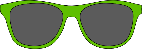 Sunglasses clipart green. Free images southern
