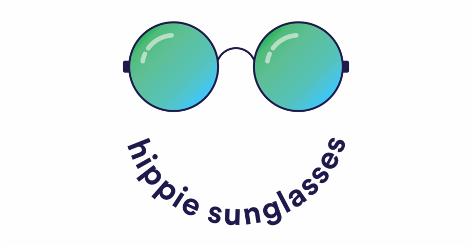 Clipart sunglasses hippie. Circle free png images