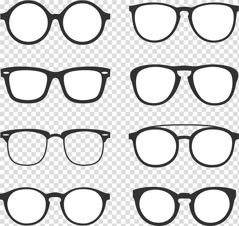 Nerd clipart horn rimmed glass. Sunglasses glasses black